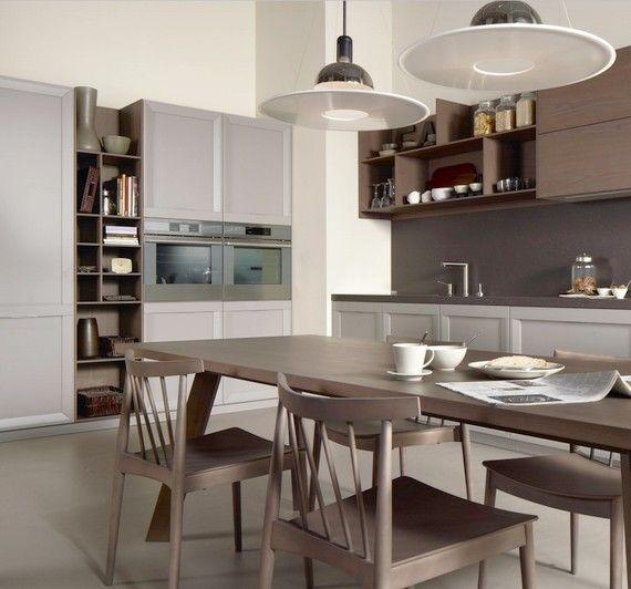 Muebles de cocina serie Soho: Catálogo de Estudio de cocinas y baños Jana