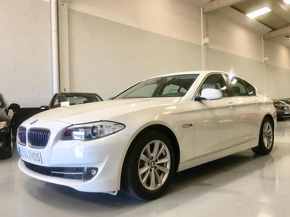 BMW F10 520D 28000KM