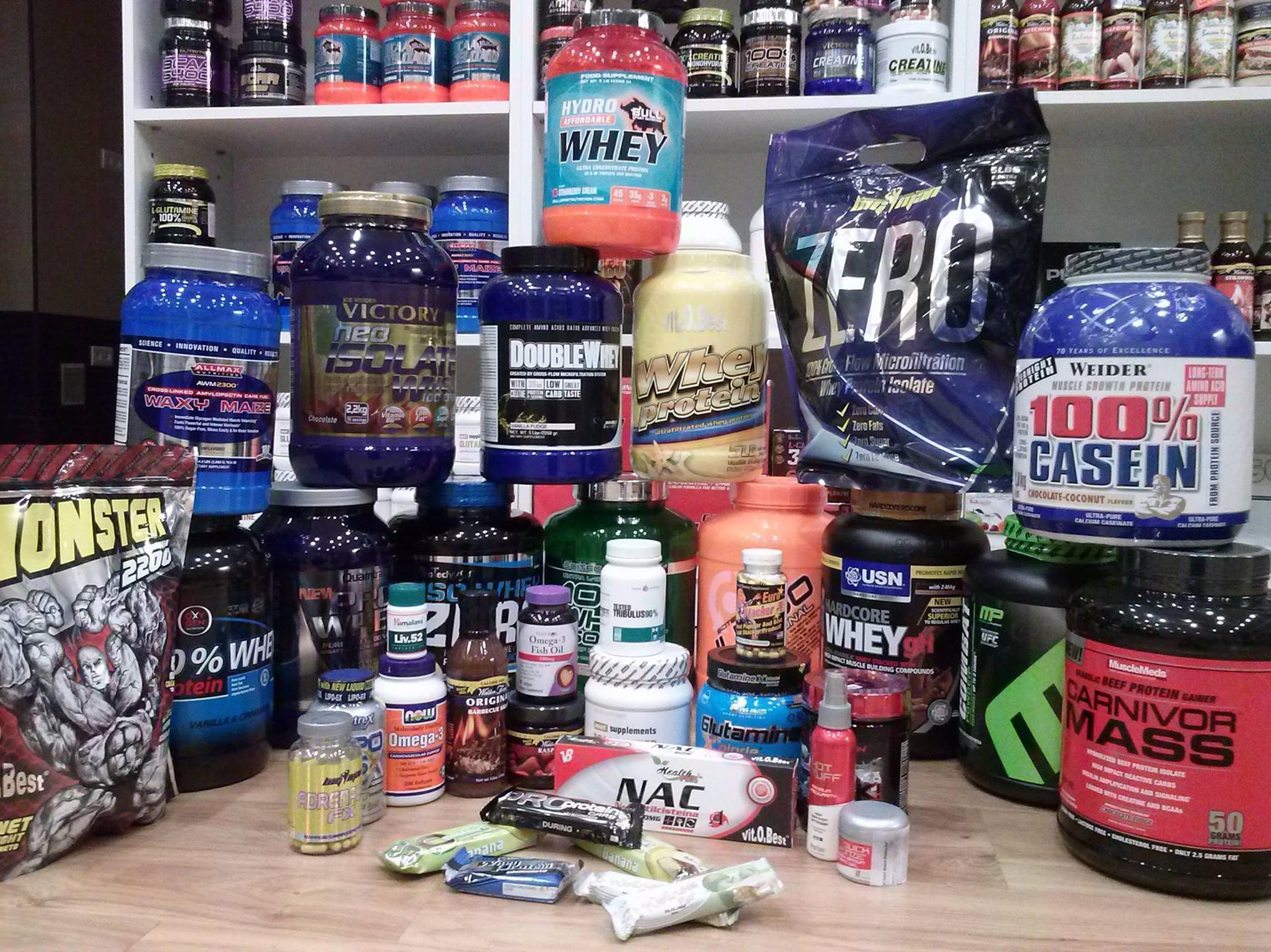 Alimentación y suplementos para el deportista