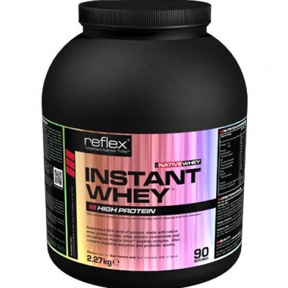 Instant Whey : Catálogo de Productos de Creating Muscle