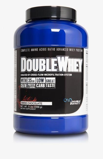 Double Whey: Catálogo de Productos de Creating Muscle