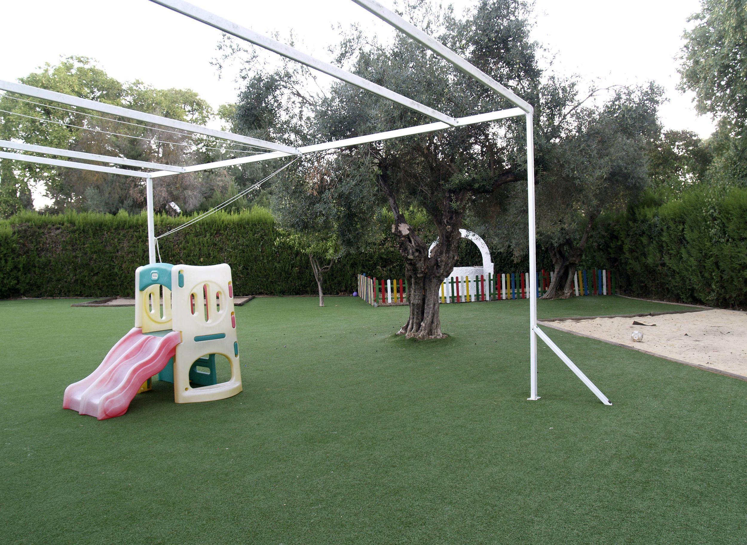 Centro educativo infantil con buenas instalaciones