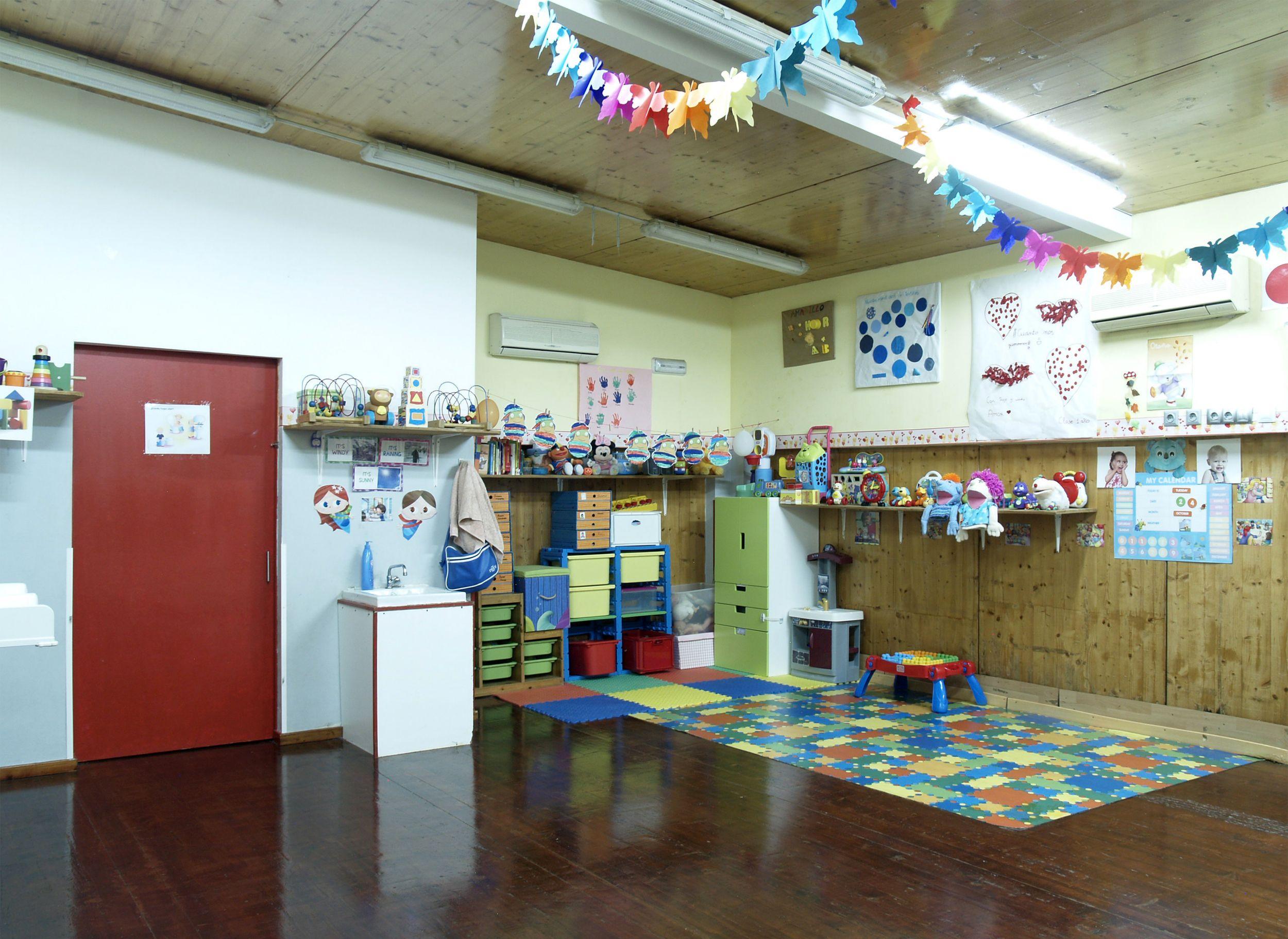 Aprender y divertirse en un ambiente educativo