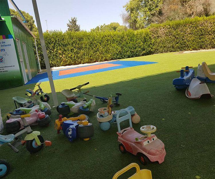 Escuela infantil en Sevilla