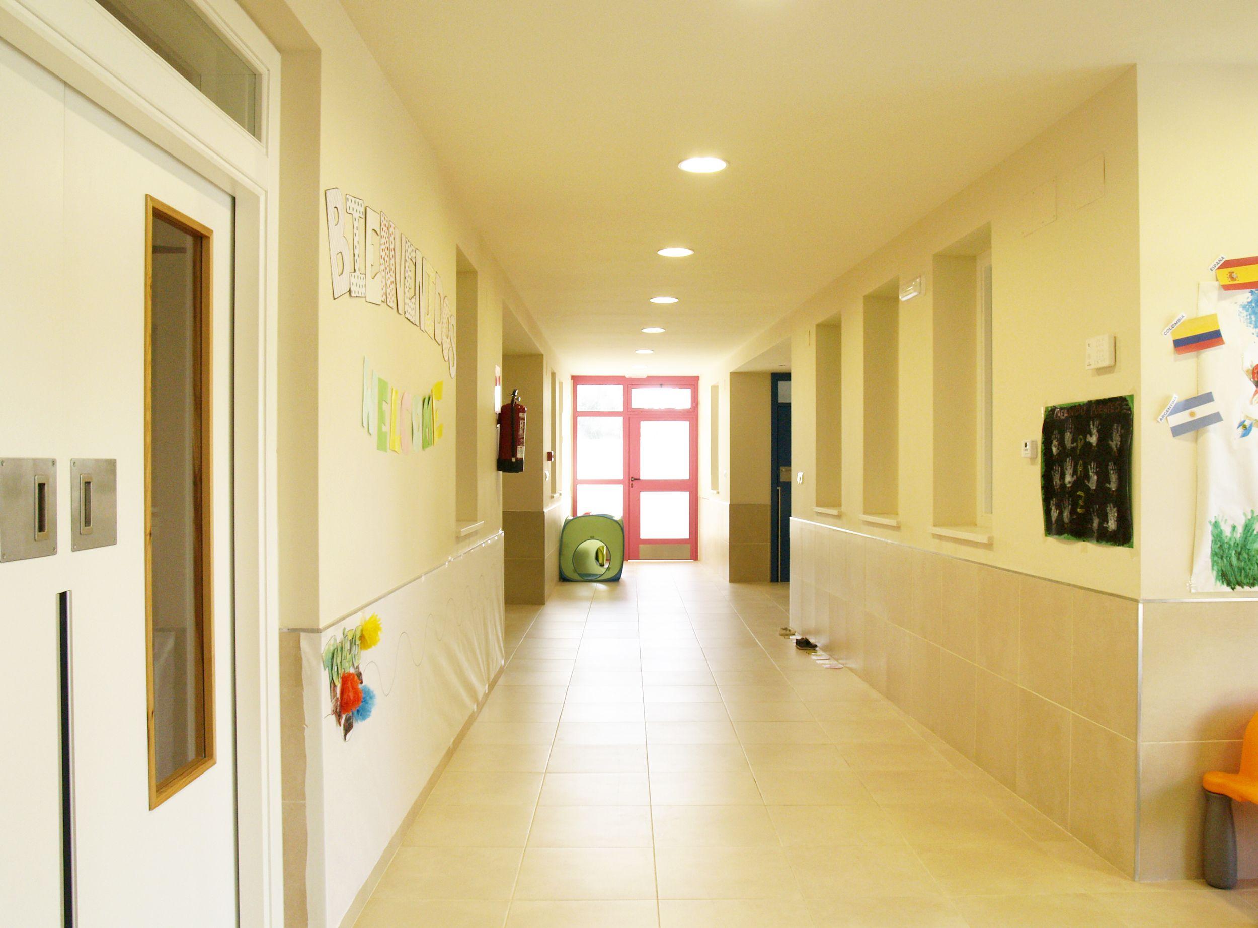 Escuela infantil con proyecto educativo para tus hijos