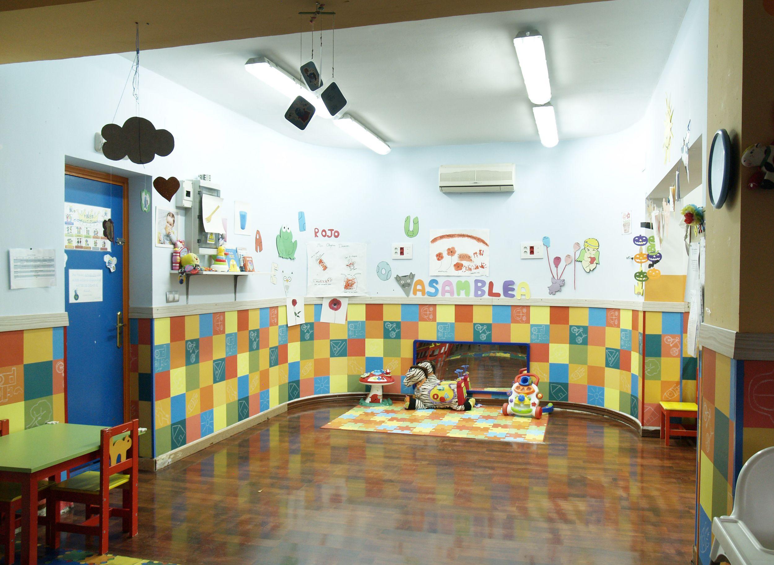Escuela Infantil en Valencina de la Concepción y servicio de babysitter