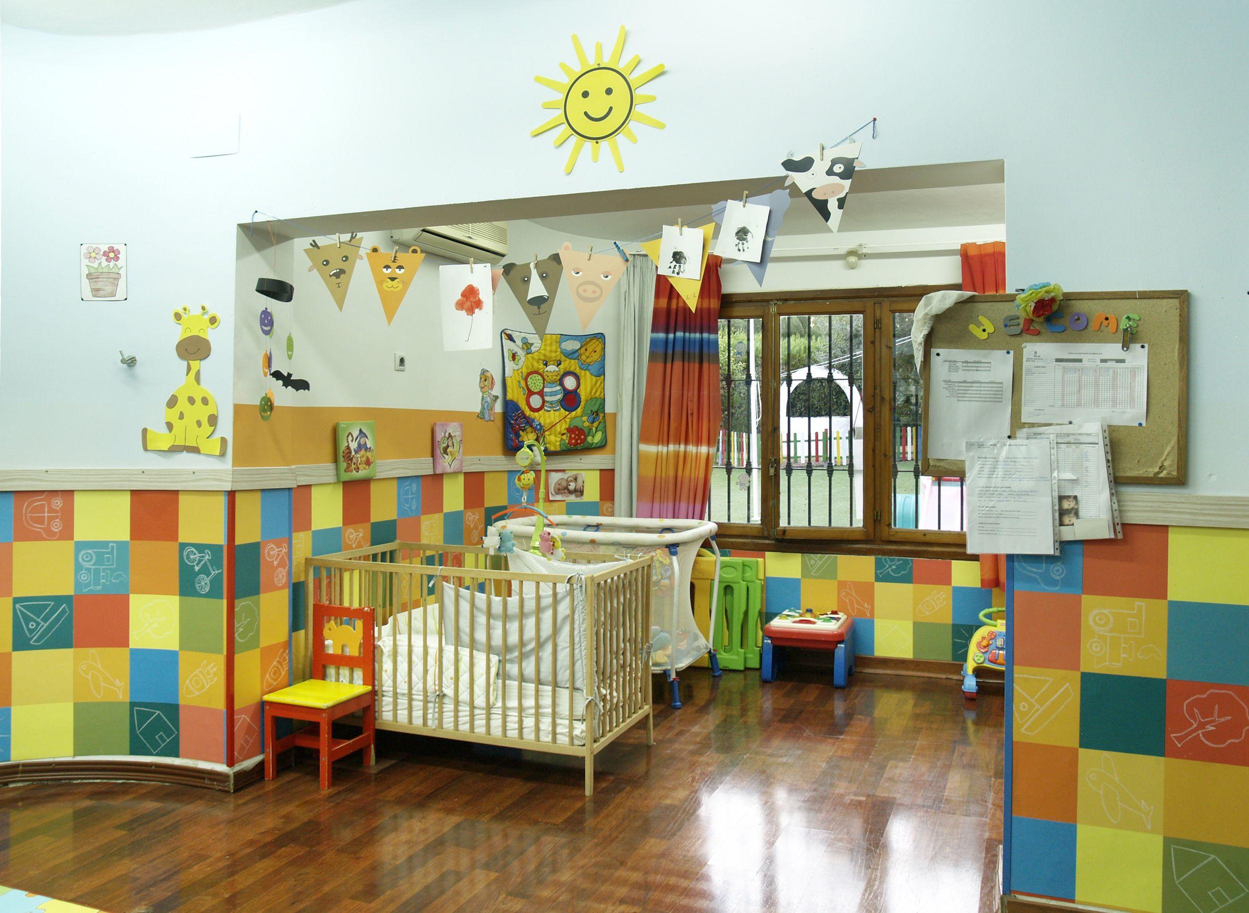 Escuela Infantil en Mairena del Aljarafe y servicio de babysitter