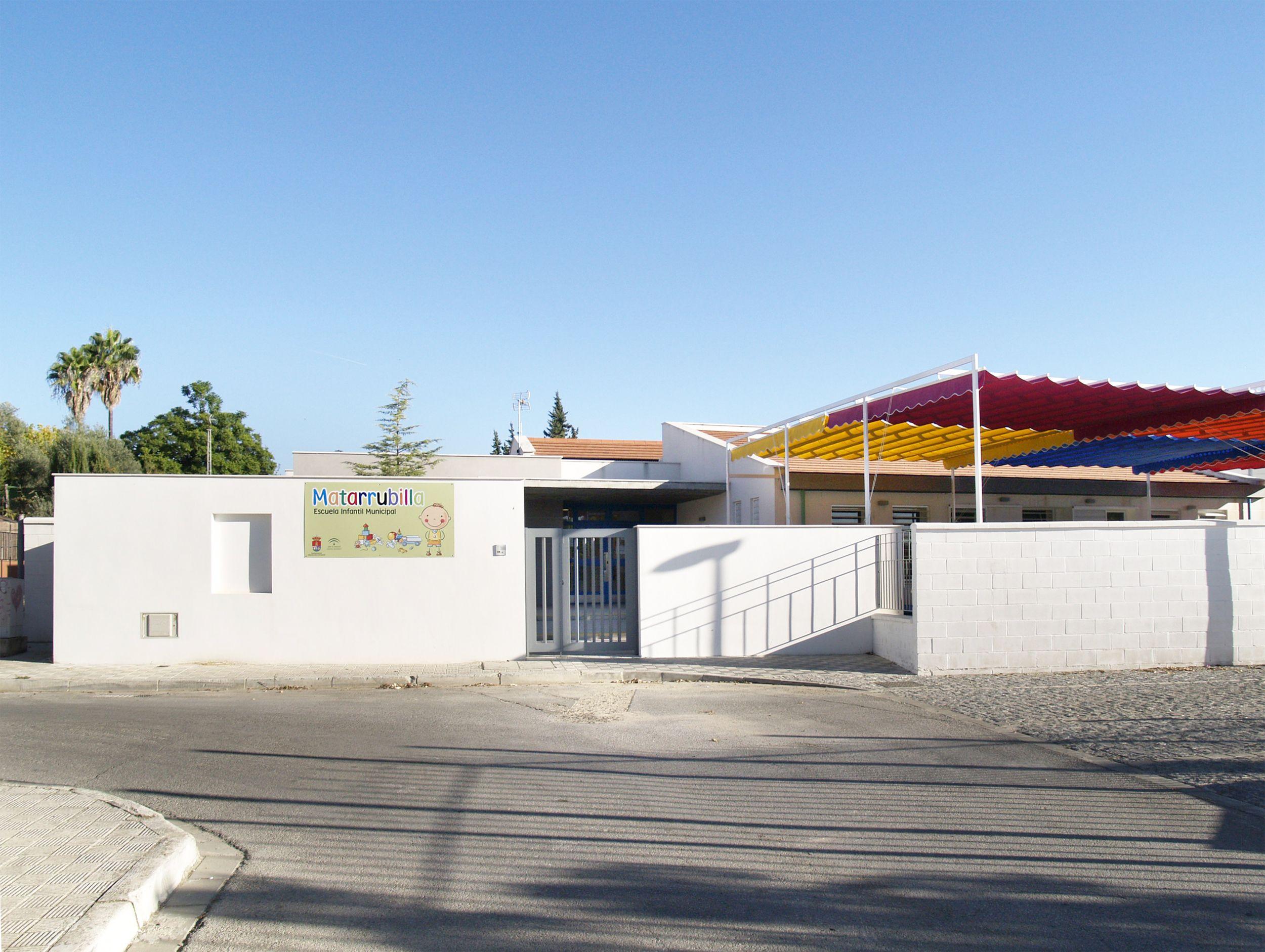 Centro educativo infantil en Mairena del Aljarafe