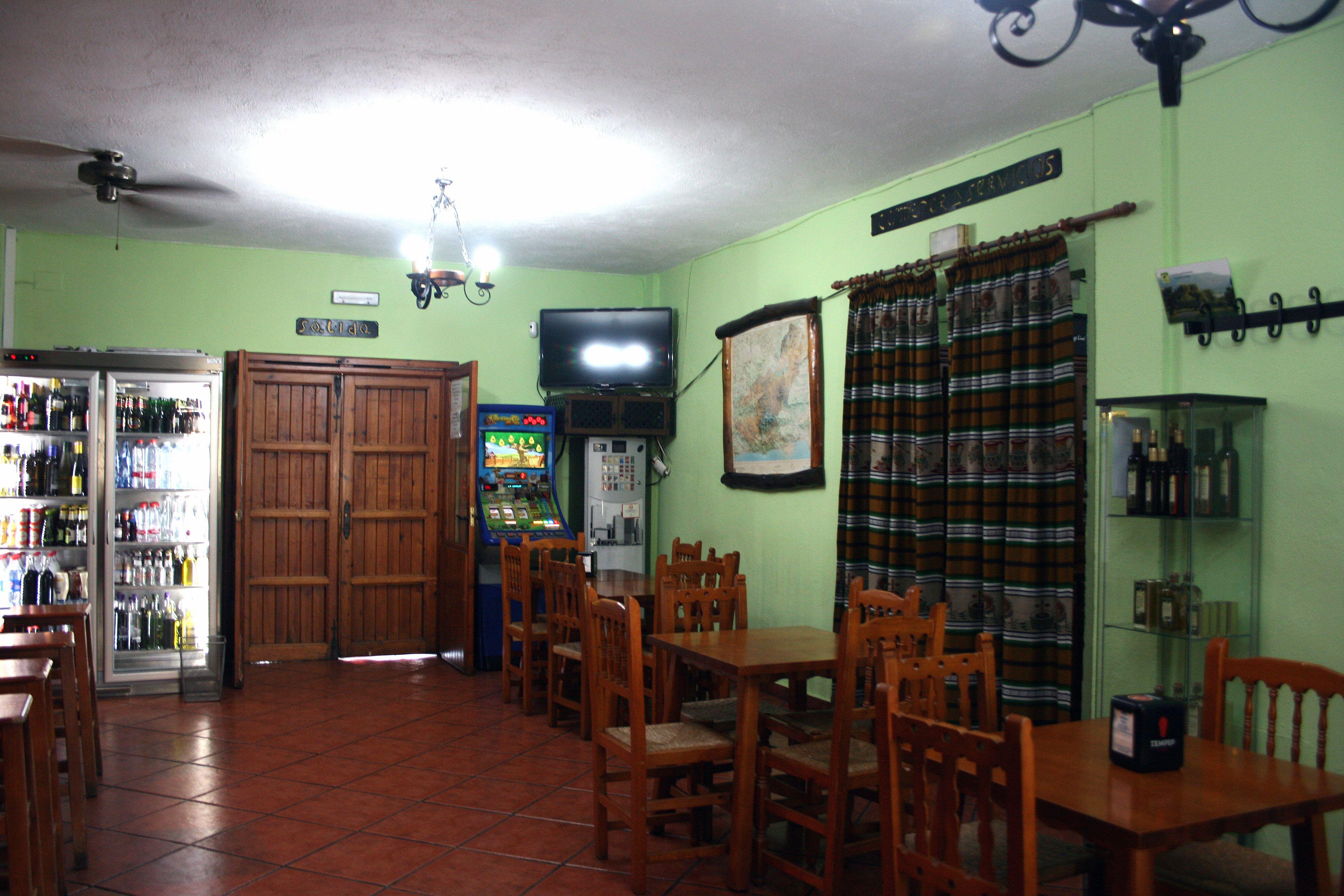 Restaurante con menú diario