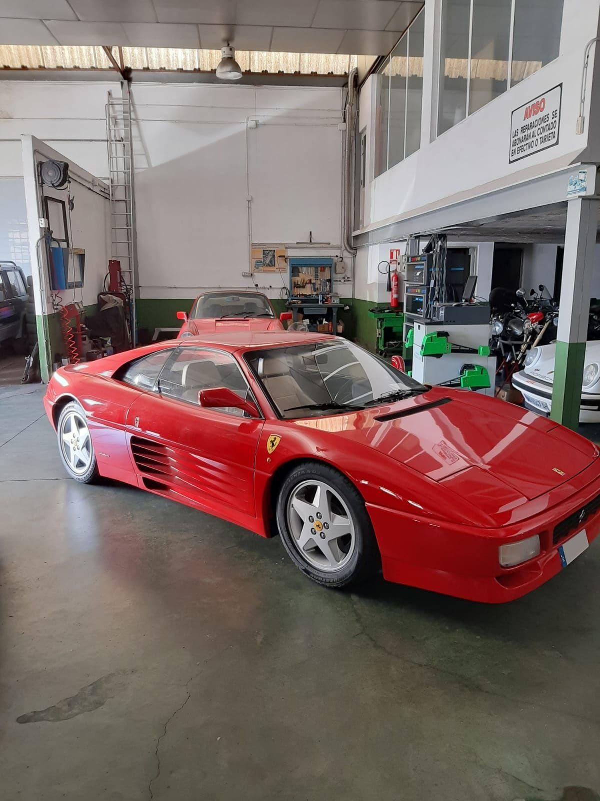 Taller de mecánica coches alta gama Albacete