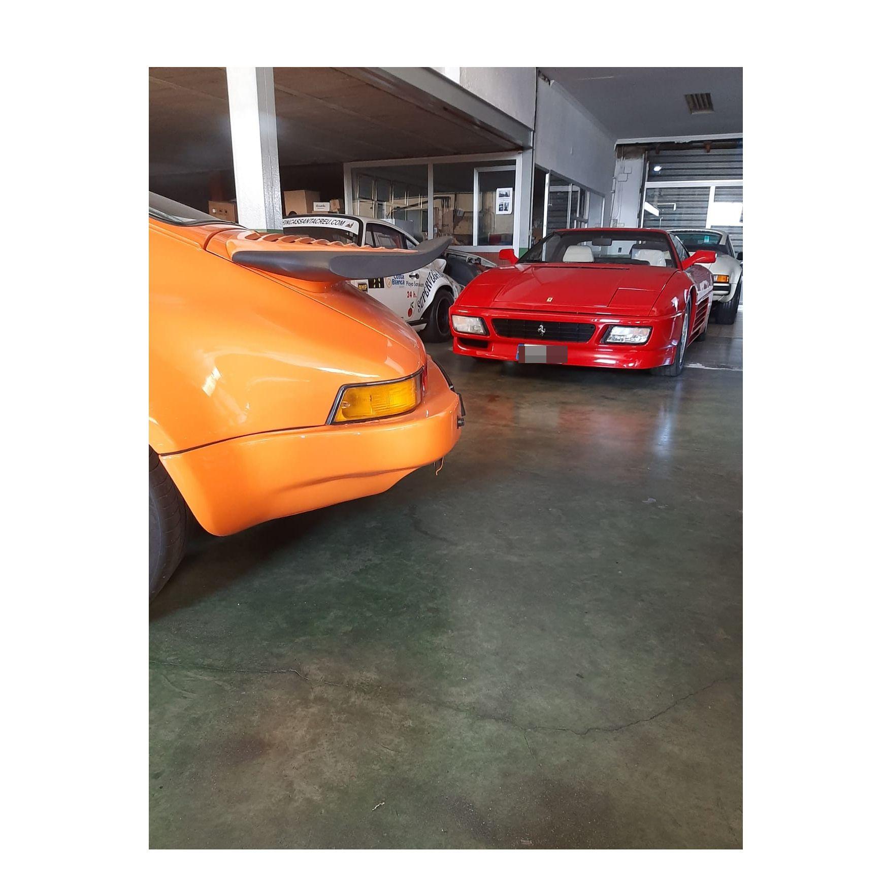 Reparación y mantenimiento de coches clásicos: Servicios de Talleres Pabel