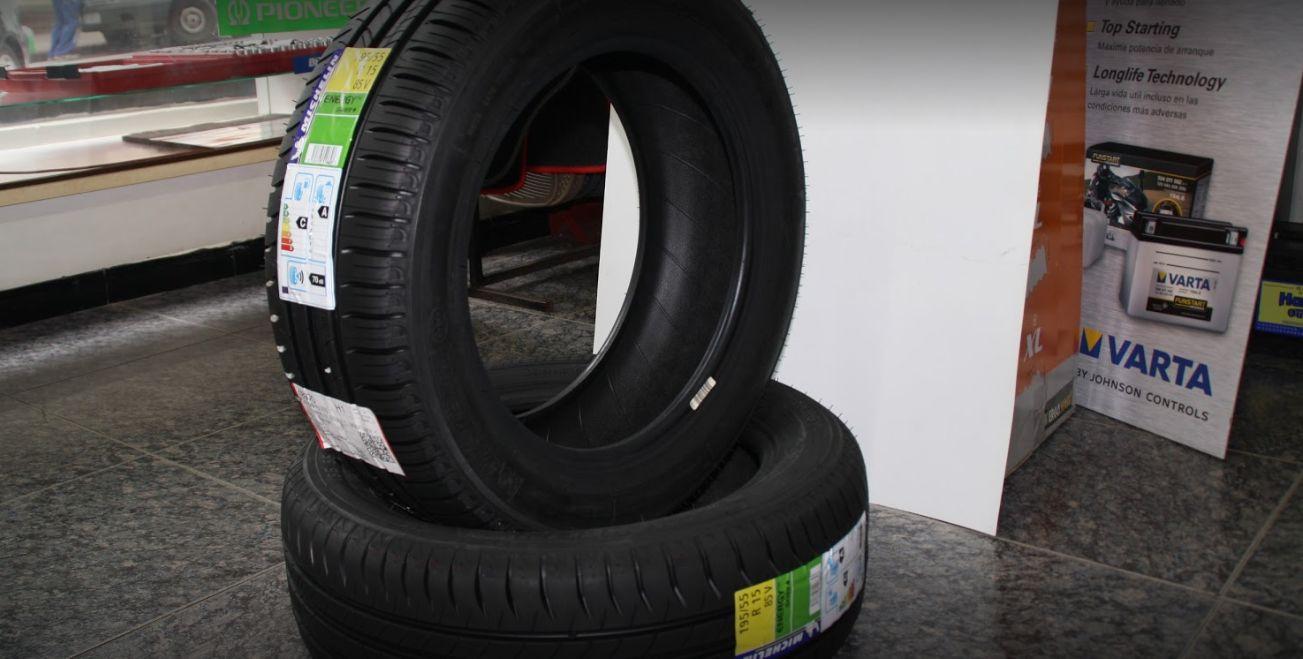 Neumáticos todas las marcas Mungia