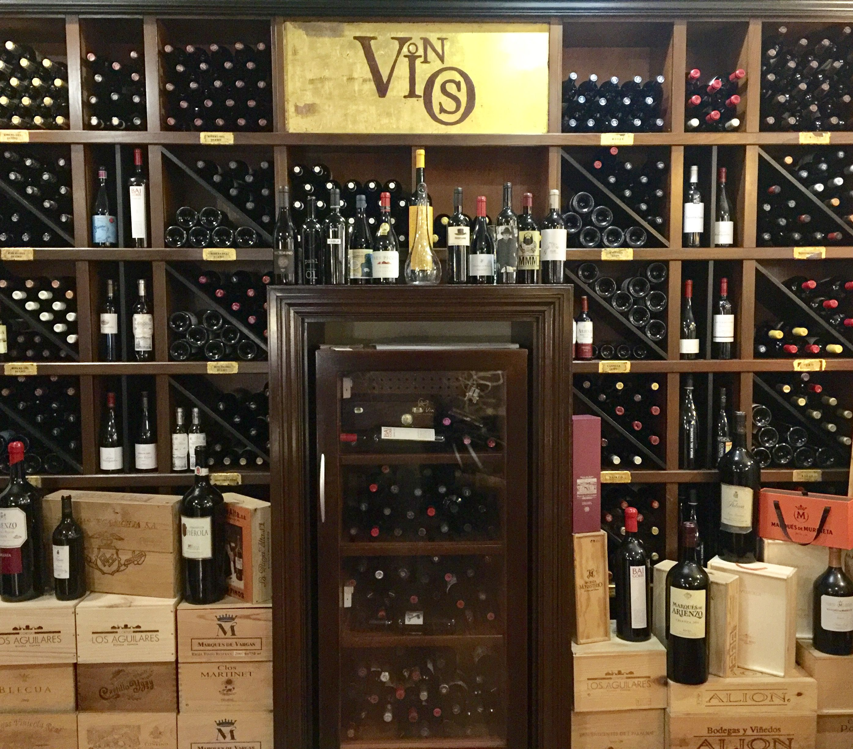 Vinos Rioja (D.O.): Carta y menú de Asador de Santiago