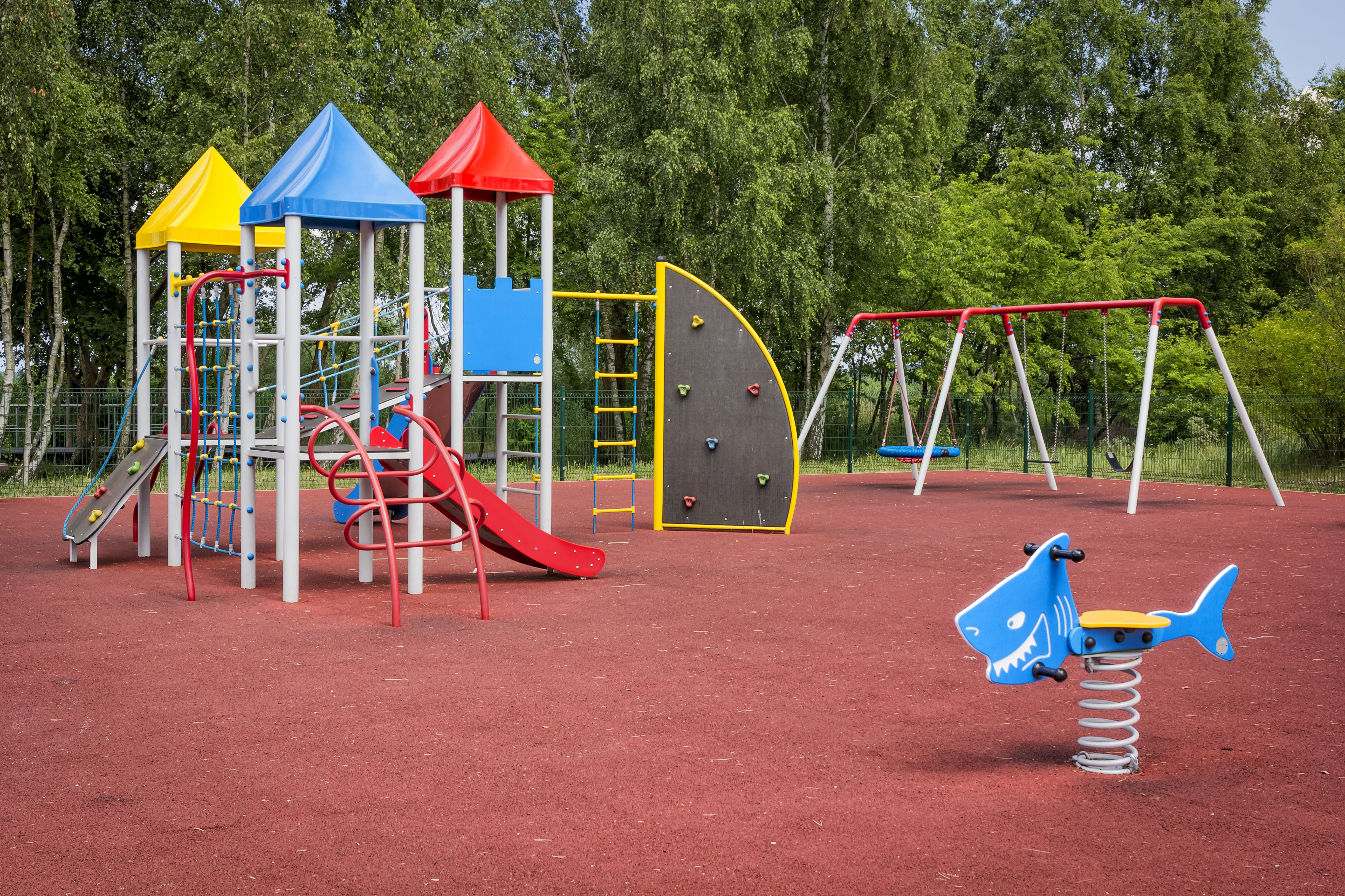 Pavimentos de parques infantiles: Productos de Aplipox Decor