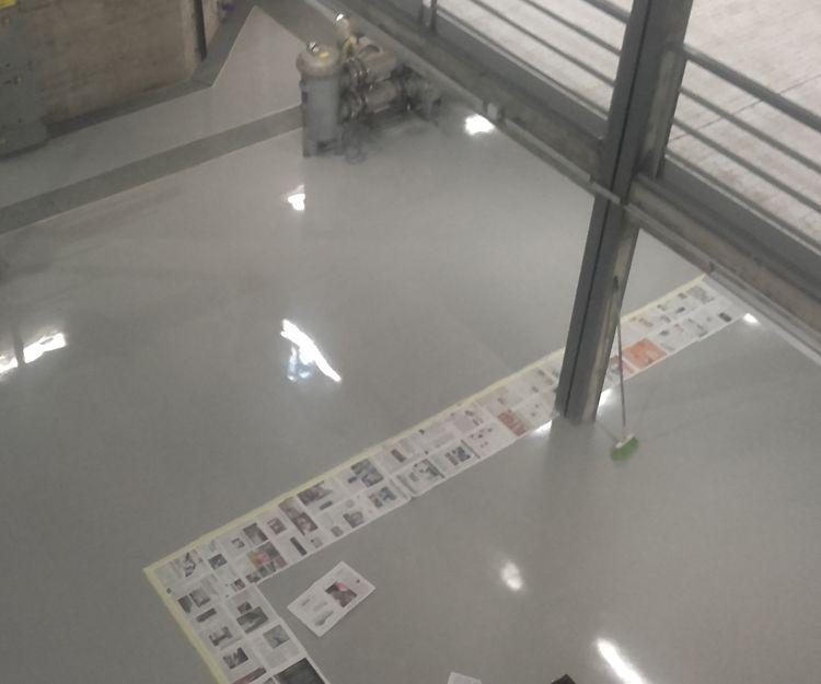 Pavimentos industriales en Logroño