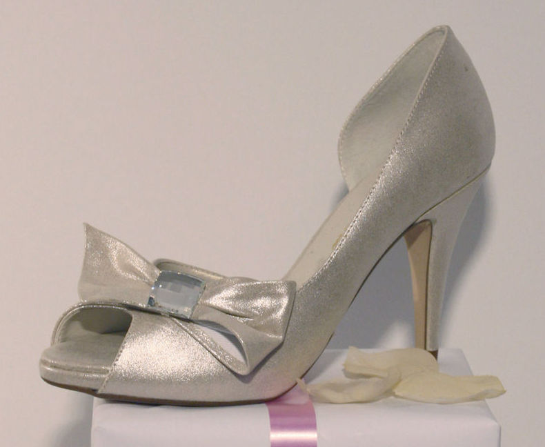 Zapatos de novia, madrina madrid