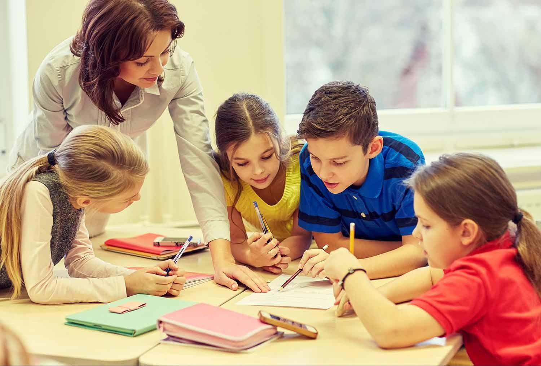 Idiomas para niños y jóvenes