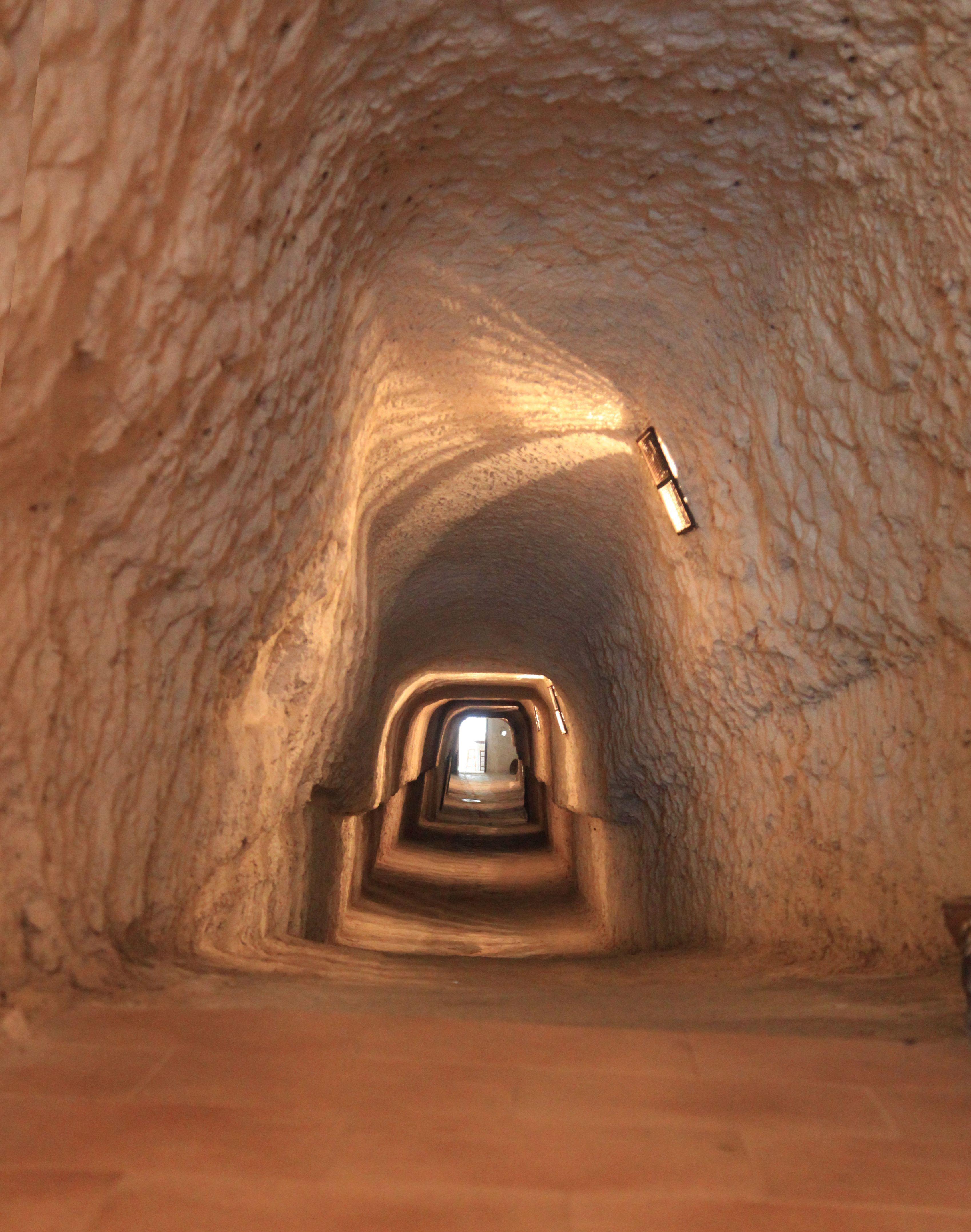 Cuevas con historia