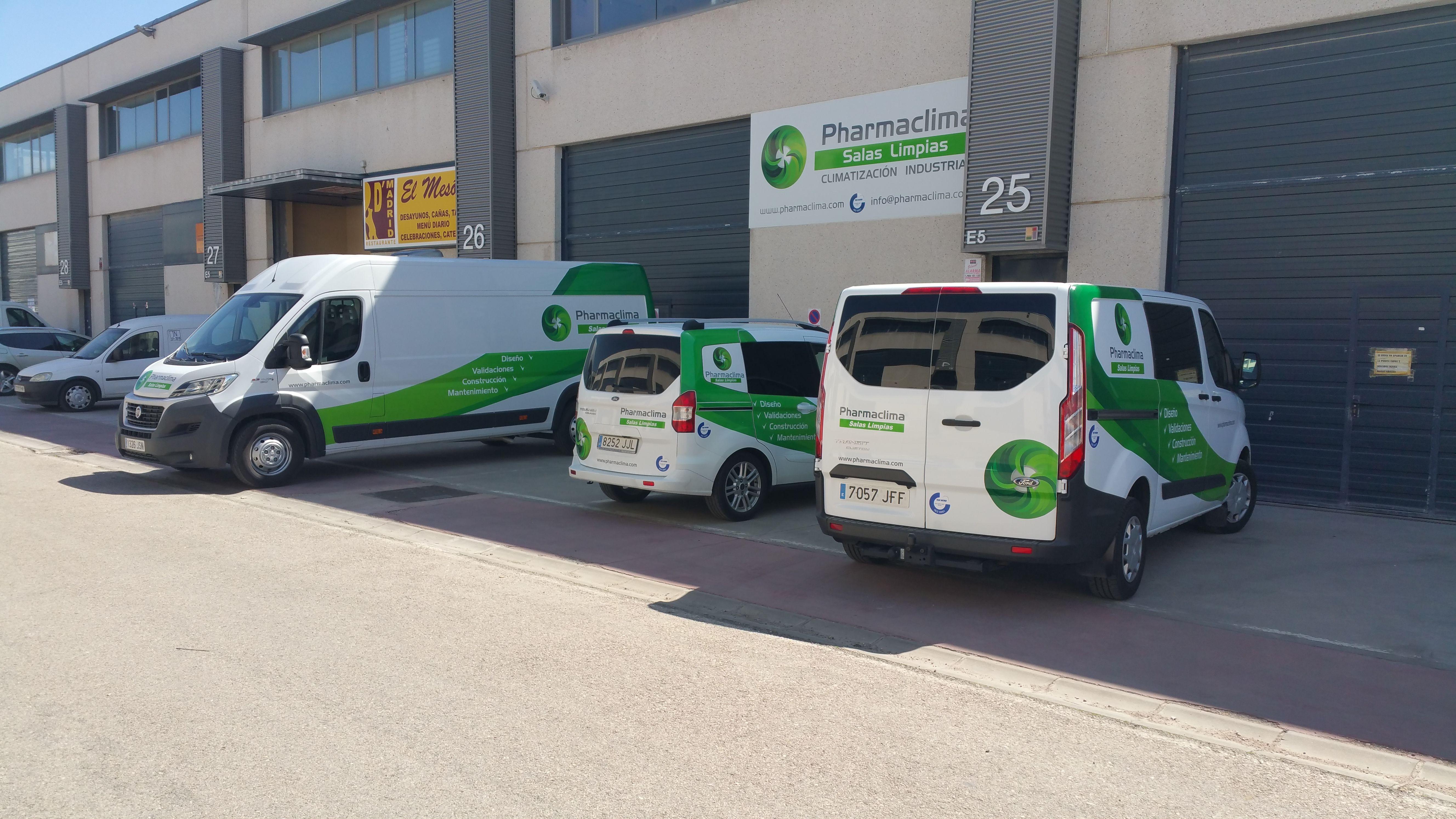 Confía en nuestro excelente servicio de salas blancas en Madrid