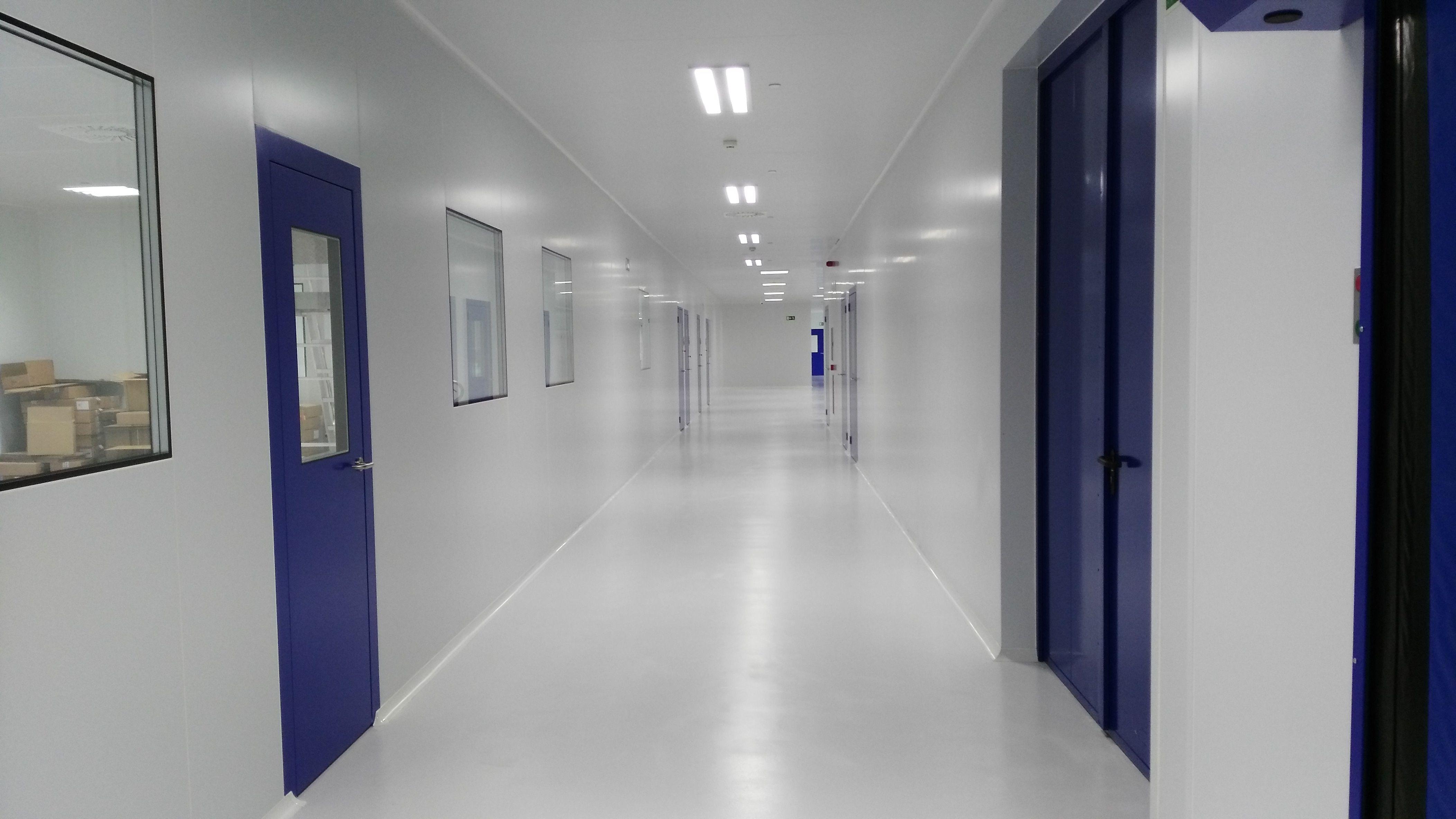 Mantenimientos de salas limpias: Servicios de Pharmaclima