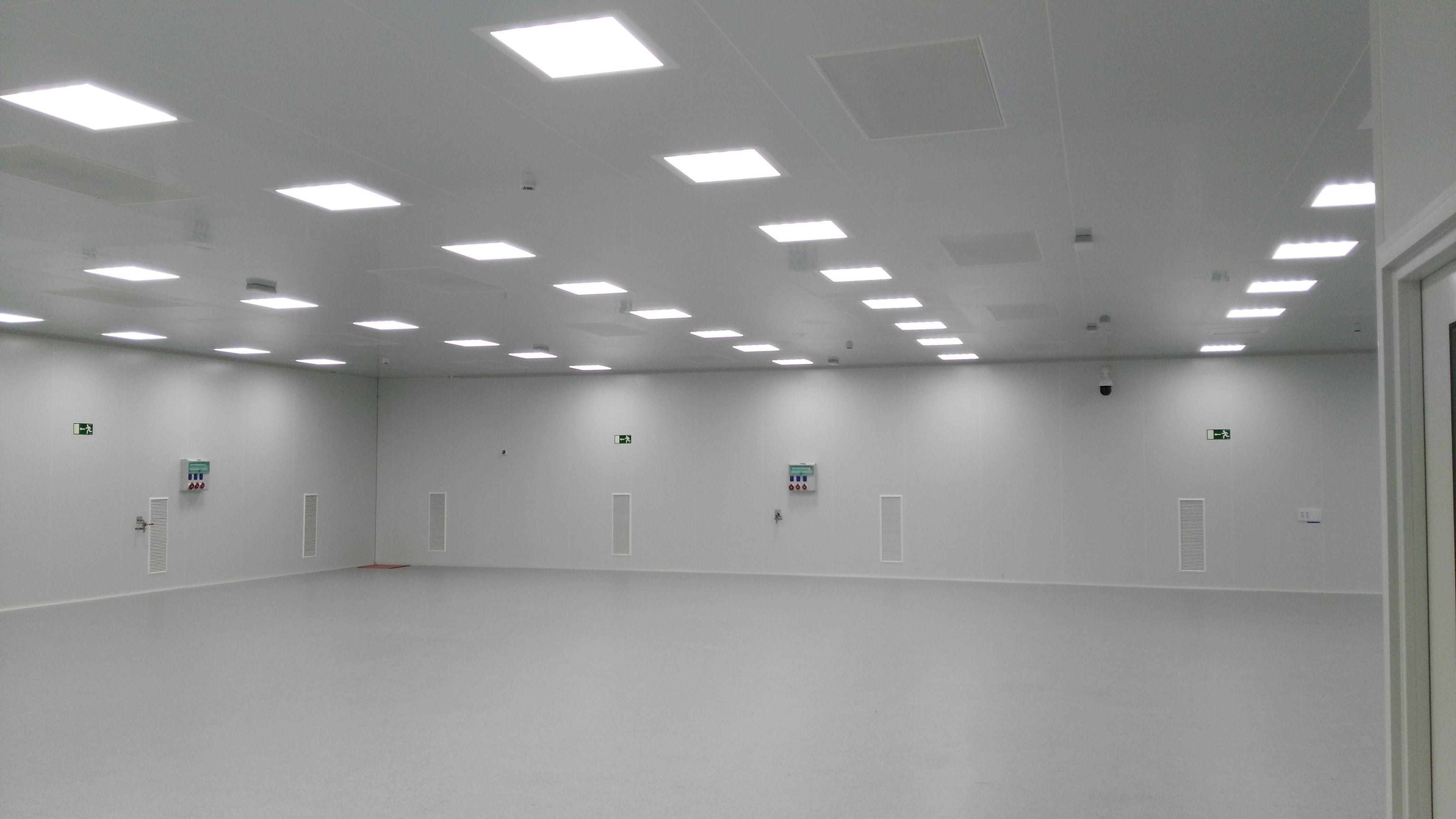 Consigue salas limpias en condiciones óptimas en Madrid