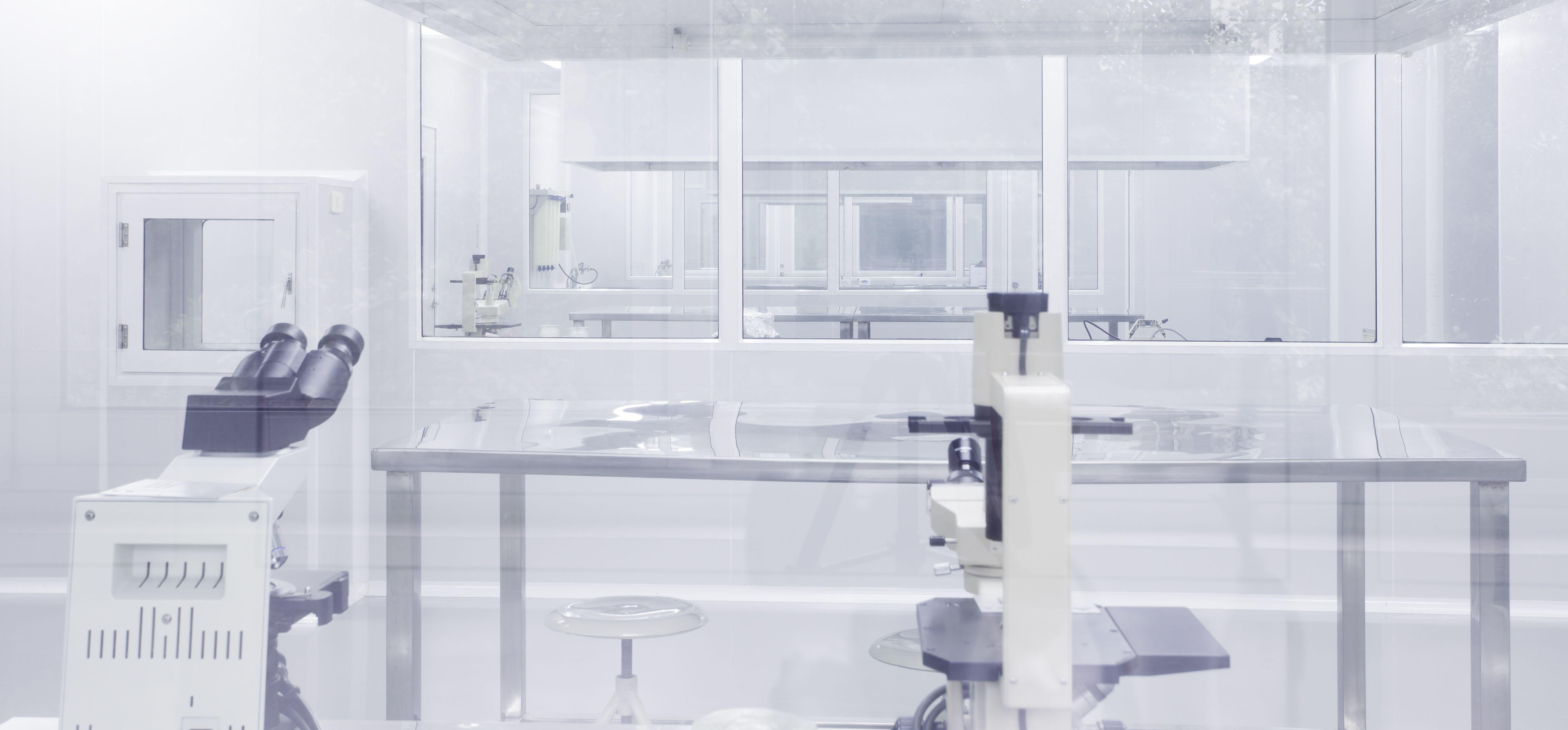 Construcción de salas limpias: Servicios de Pharmaclima