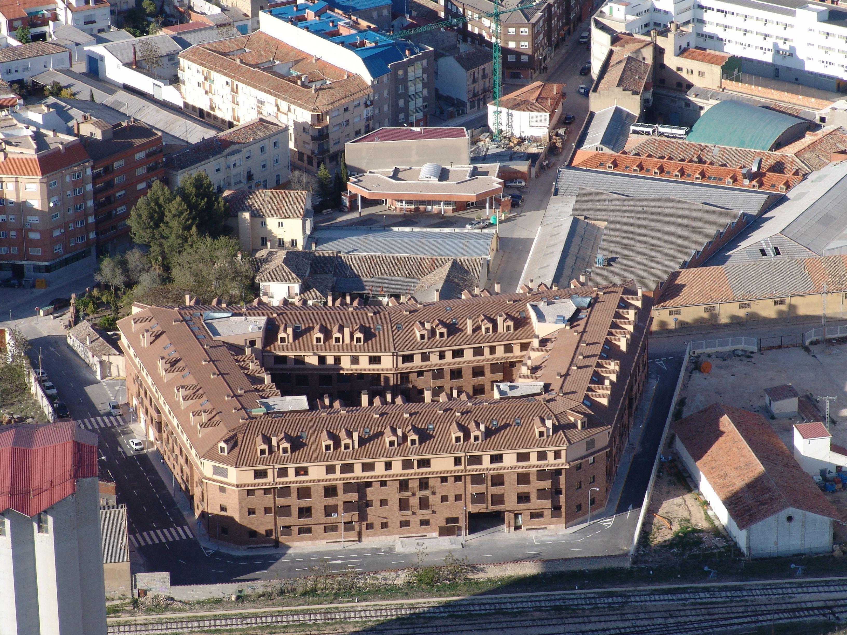 Proyectos arquitectura Tarancón