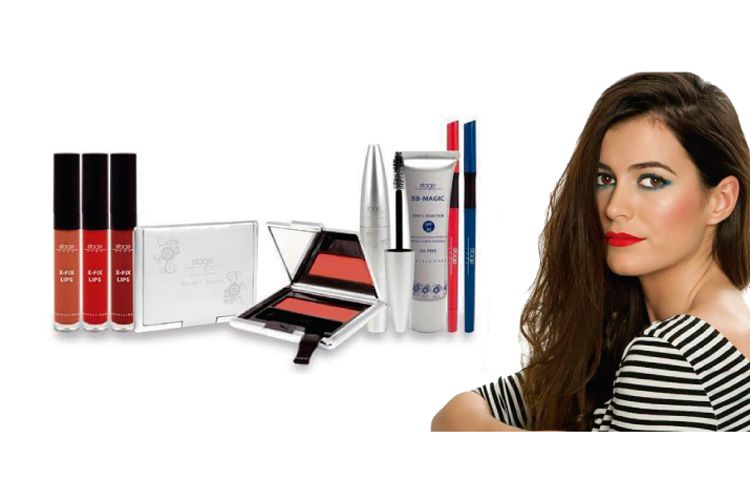 Productos de maquillaje para profesionales