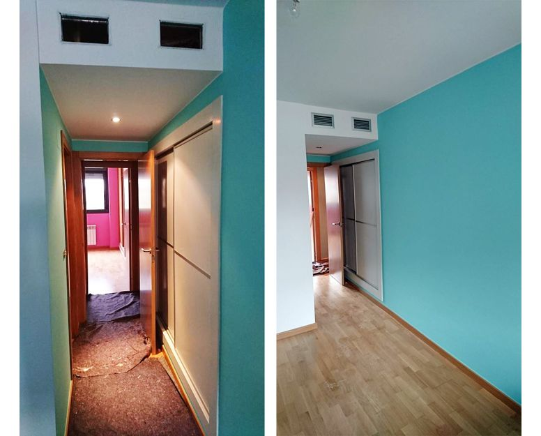 Pintura de pisos en Zaragoza