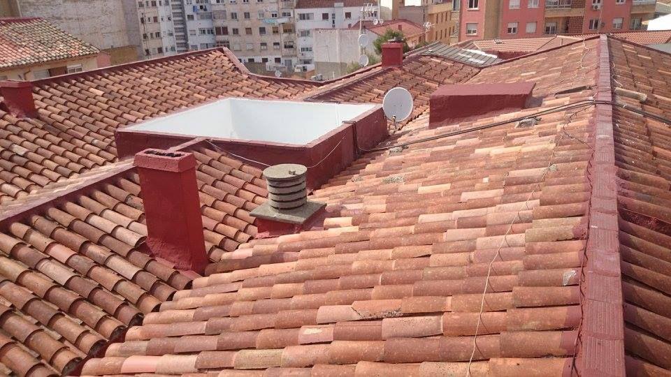Reparación de tejados en Zaragoza