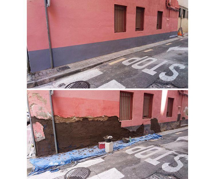 Empresa especializada en rehabilitación de fachadas en Zaragoza