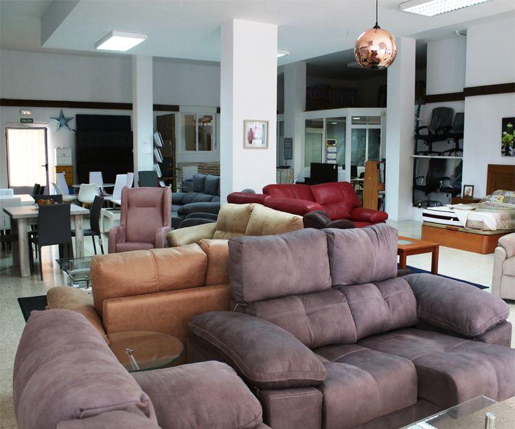 Tienda de muebles en Alba de Tormes