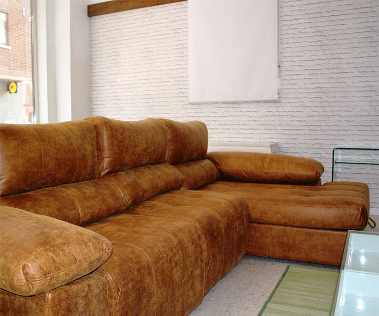 Venta de sofás de calidad en Alba de Tormes