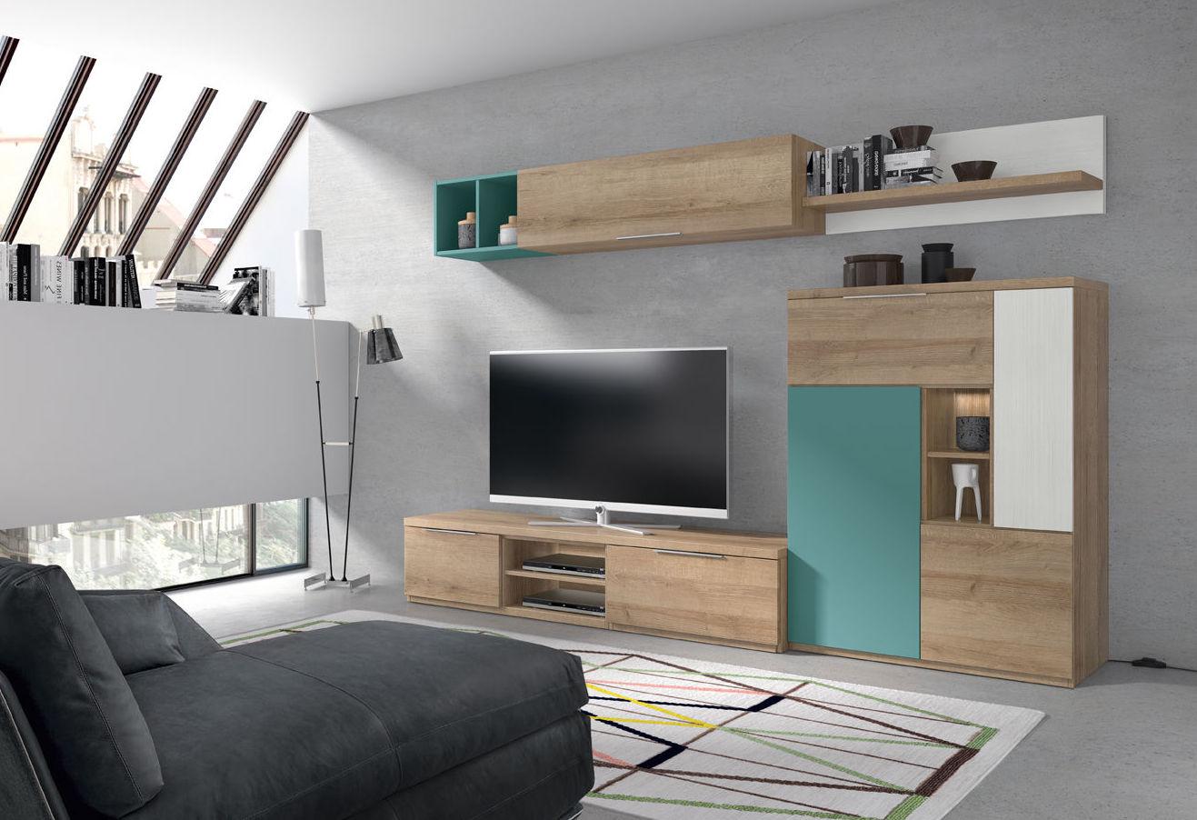 Muebles de salón (línea moderna y convencional): CATÁLOGO DE MUEBLES de Merysan Muebles