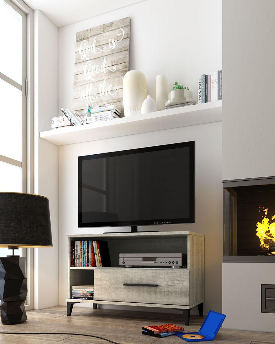 Mesa TV de 90x40x48,3