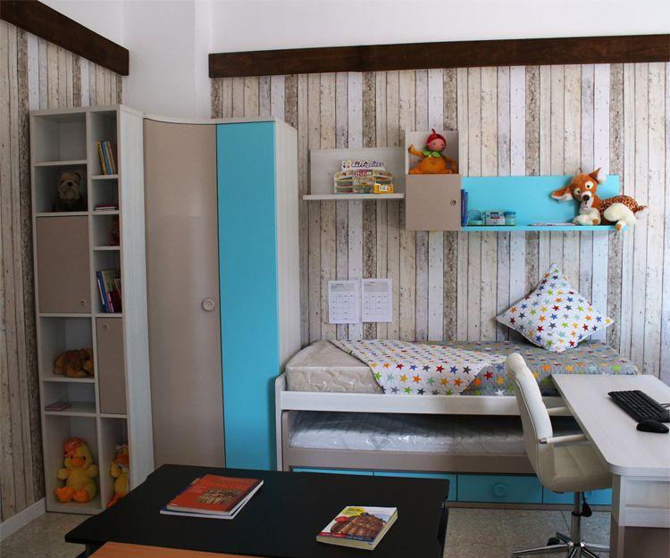 Dormitorios juveniles en Alba de Tormes