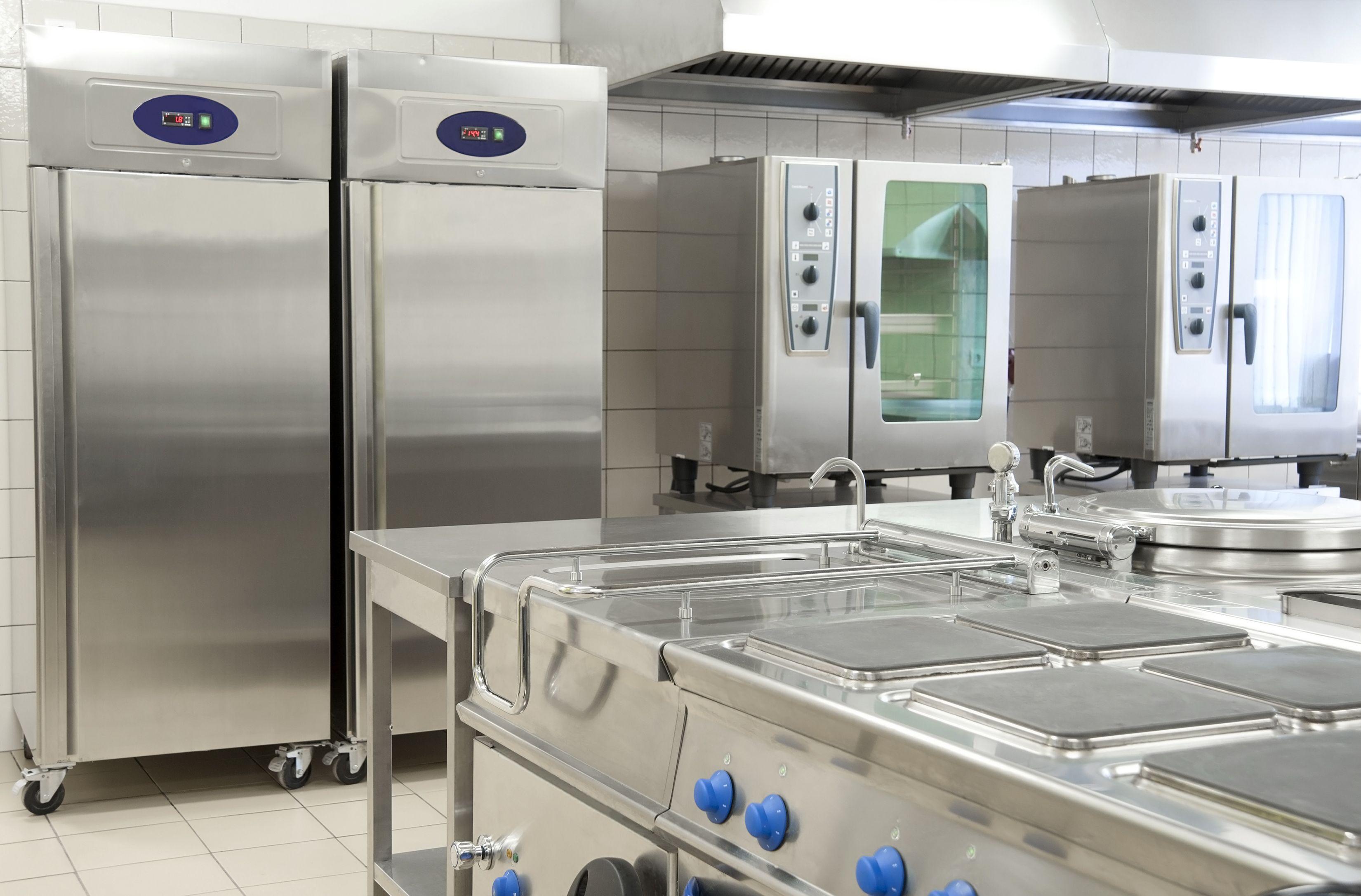 Maquinaria para cocinas industriales