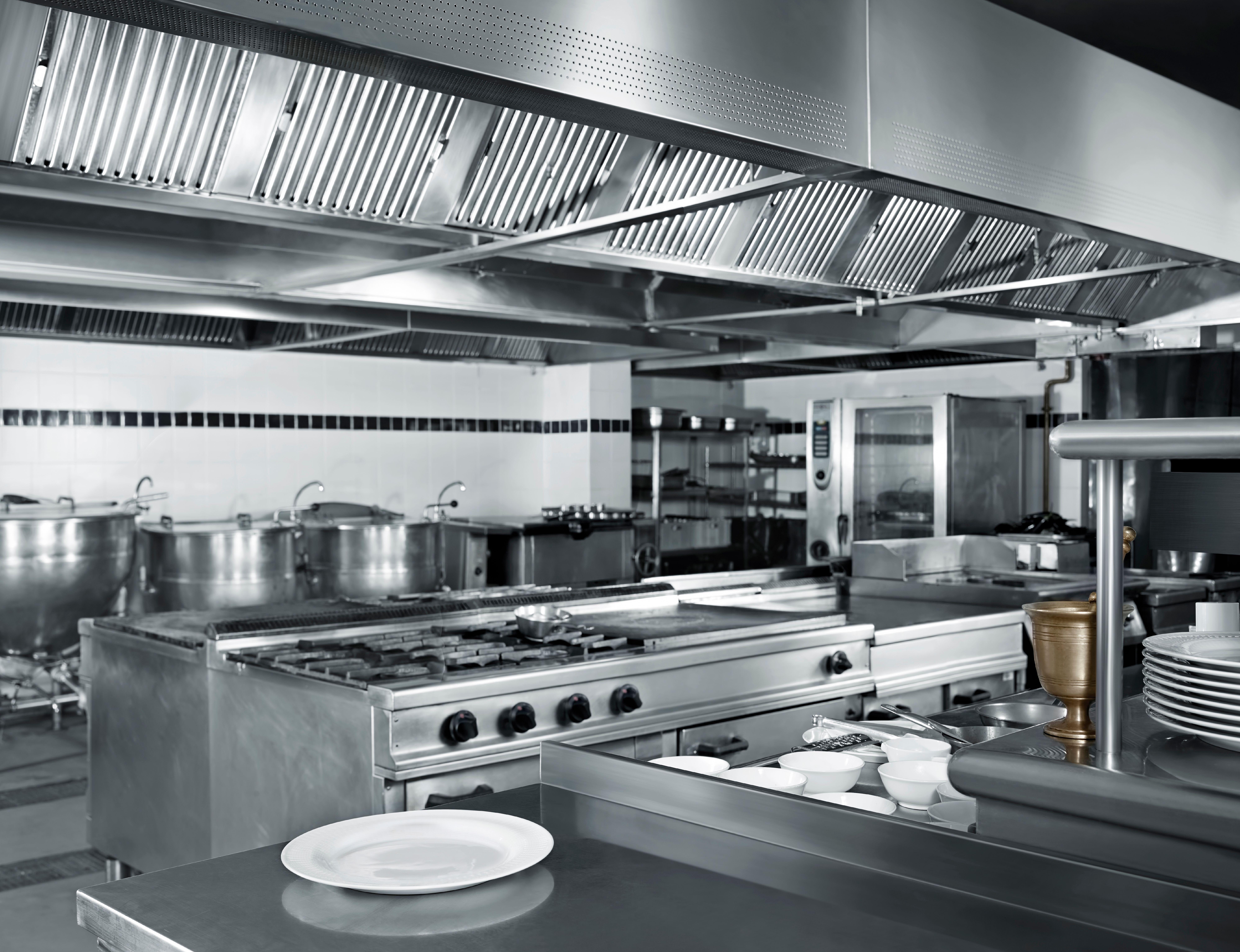Mantenimiento de cocinas industriales