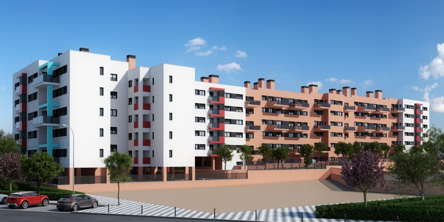 Proyecto vivienda en altura Cuenca