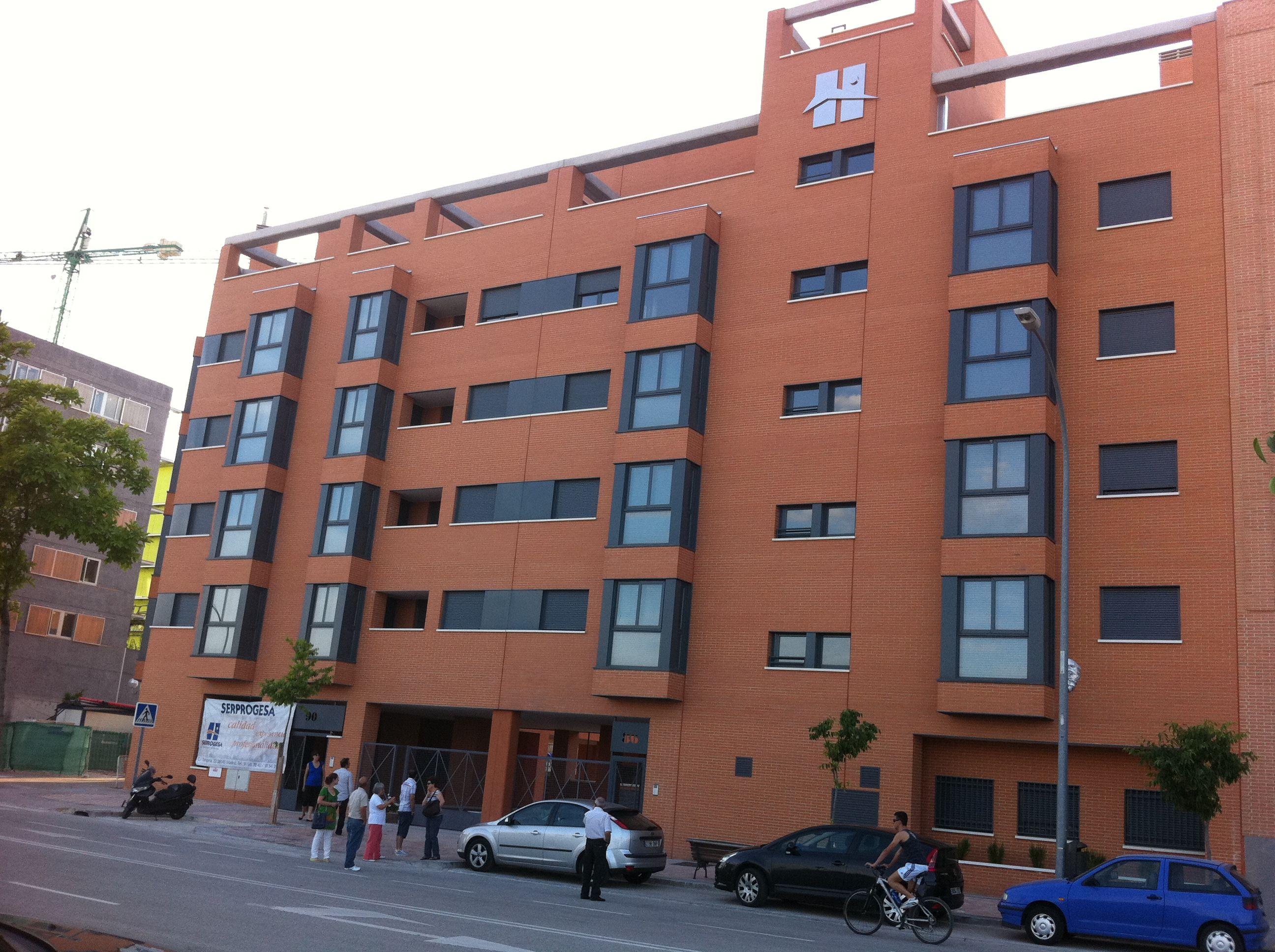 Obra nueva Vallecas, Madrid
