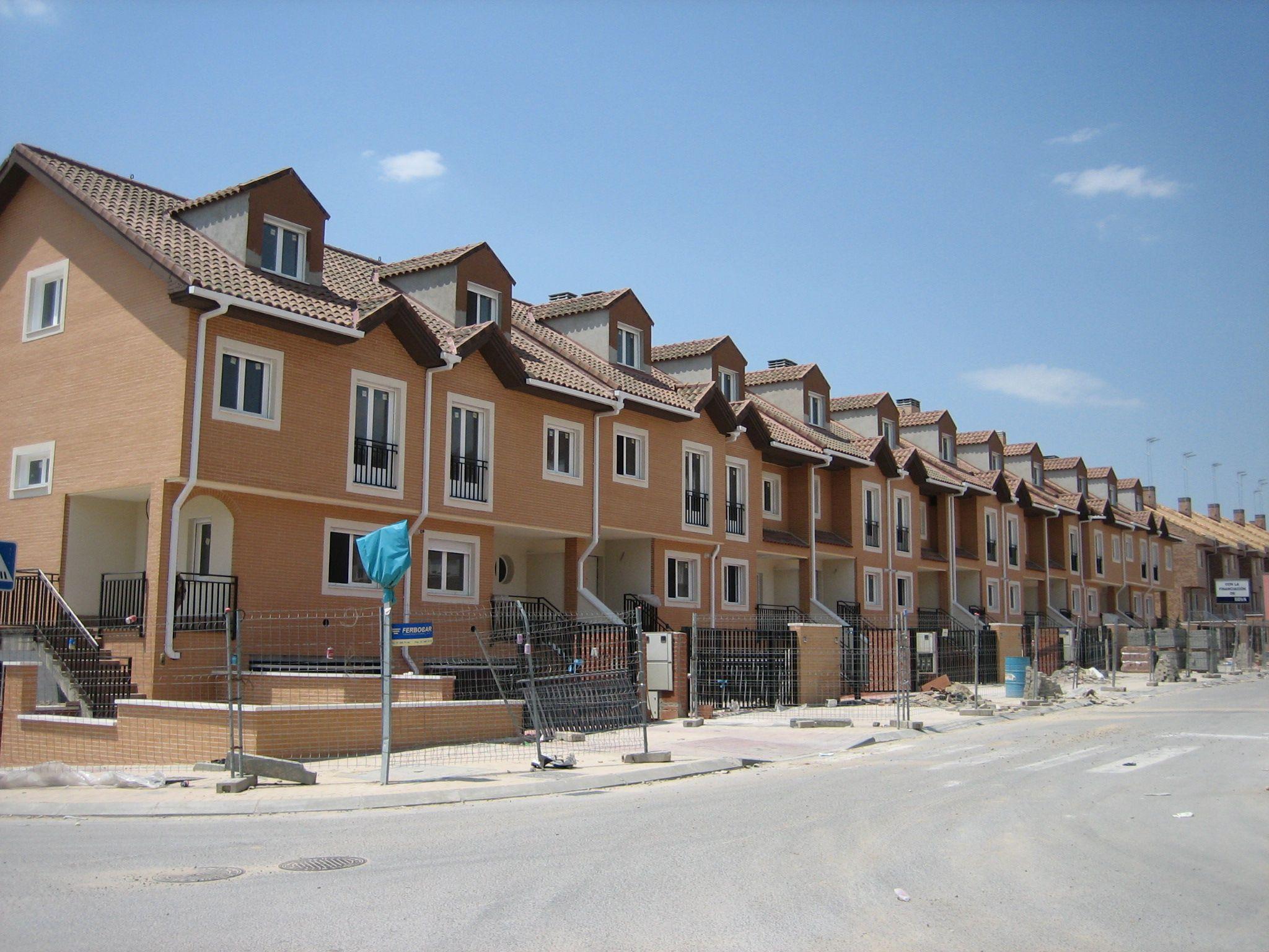 20 viviendas en Leganés