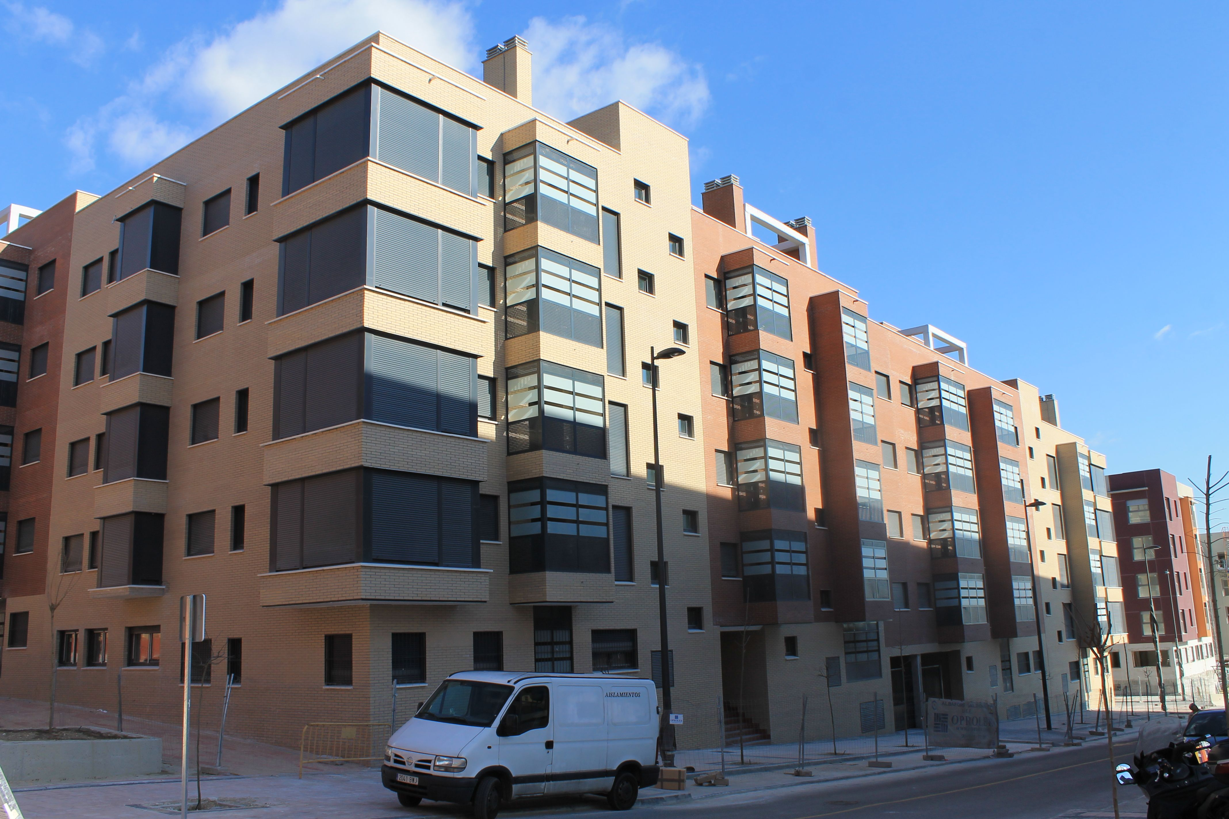Proyecto arquitectura Madrid
