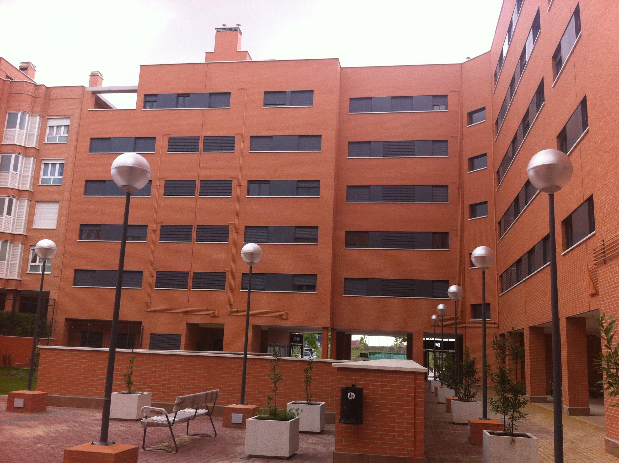 Proyecto 66 viviendas en Vallecas