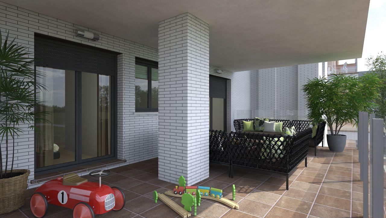 Proyecto viviendas Rivas - Vaciamadrid
