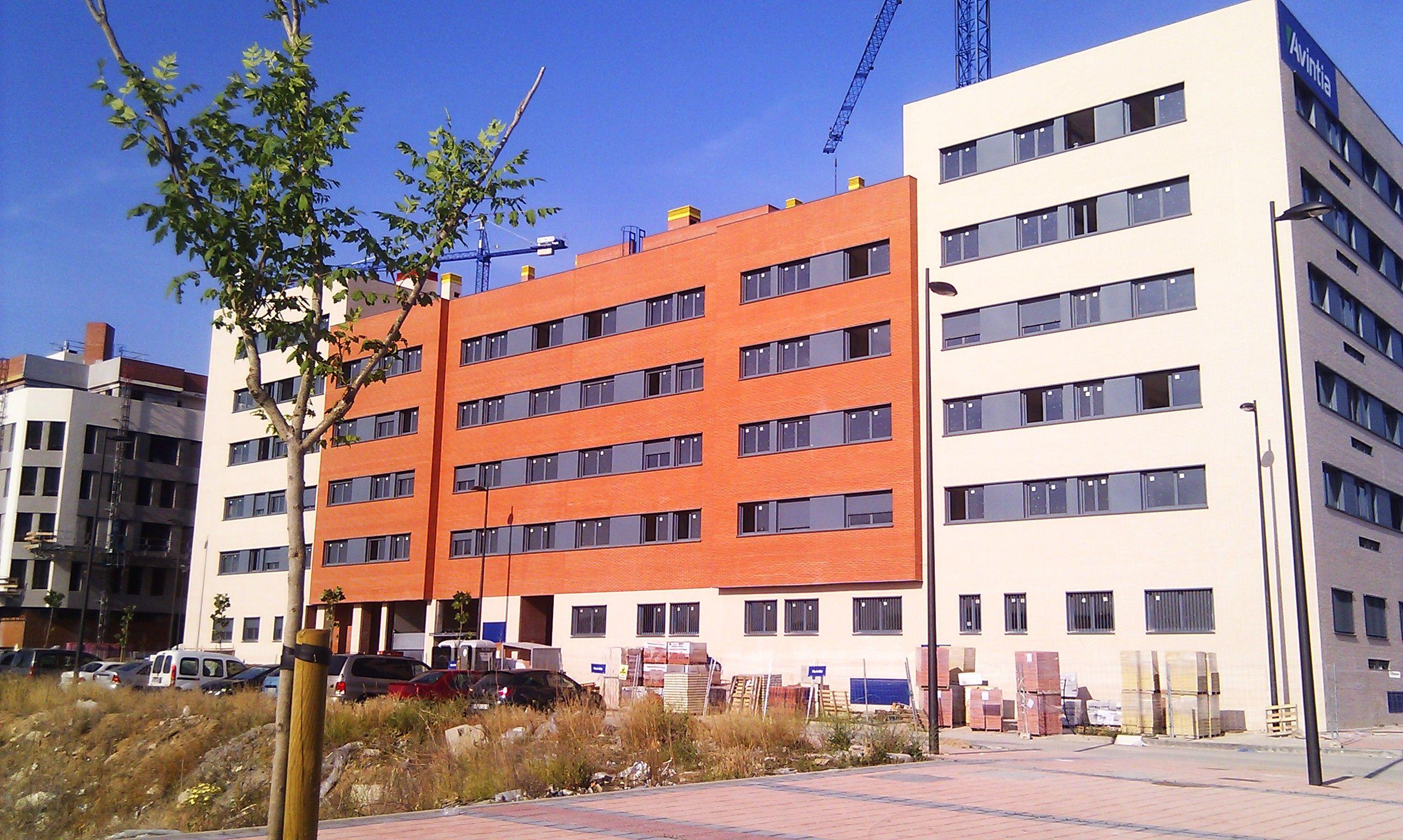 Viviendas en Los Molinos, Madrid