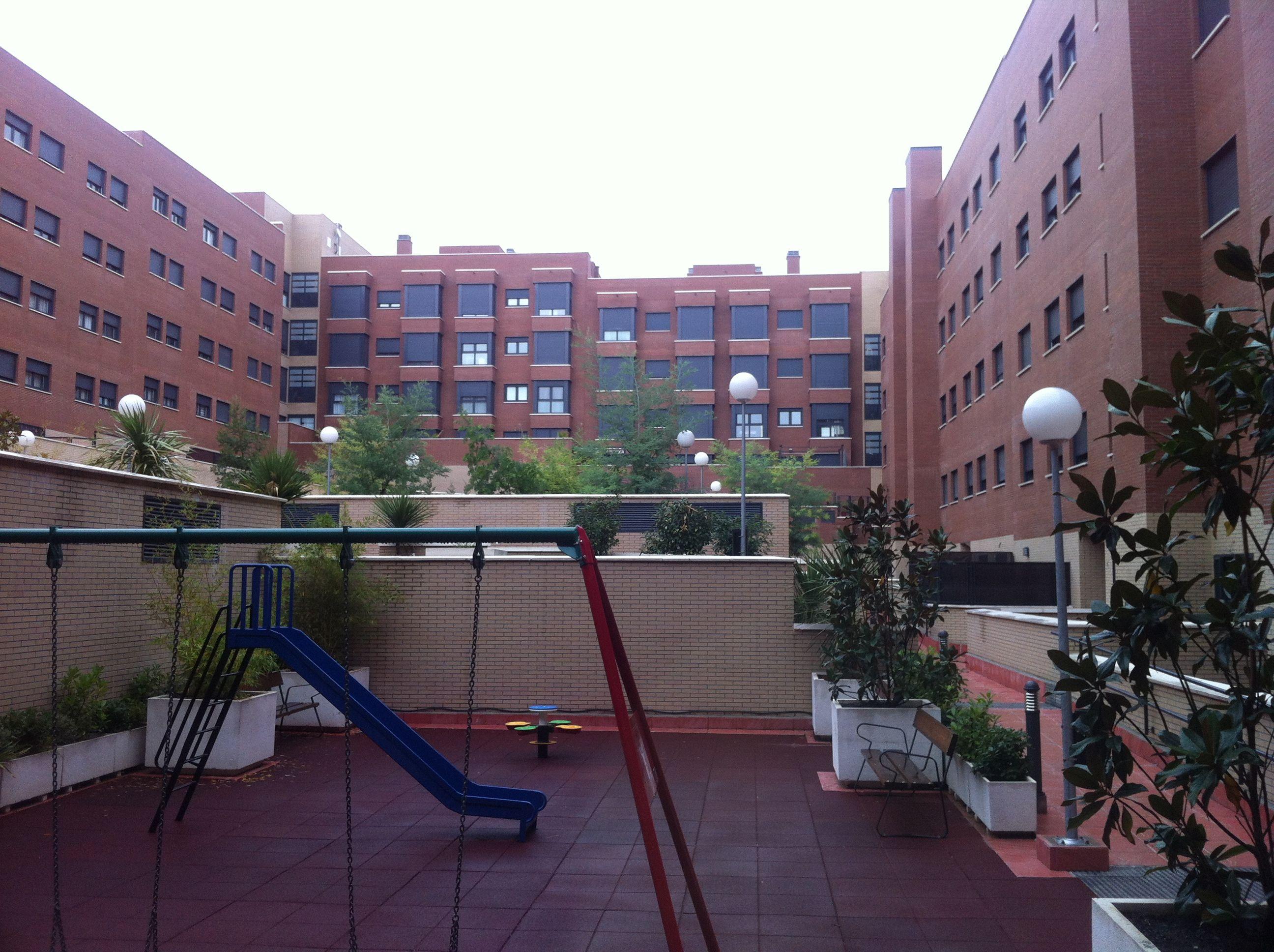 154 viviendas en Getafe, Buenavista