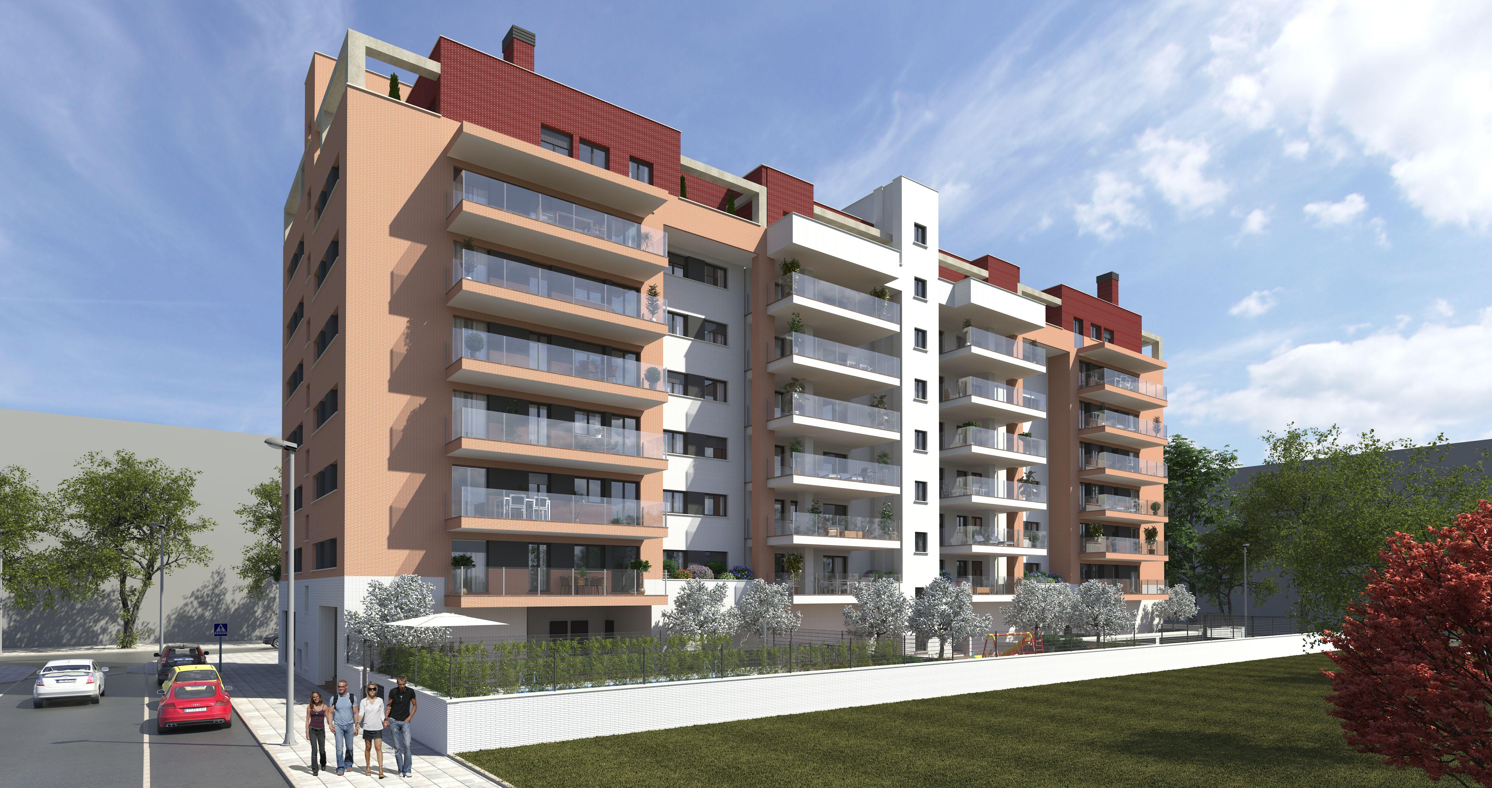 60 viviendas en Rivas - Vaciamadrid