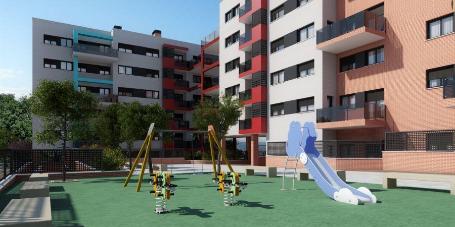 Viviendas en altura en Cuenca
