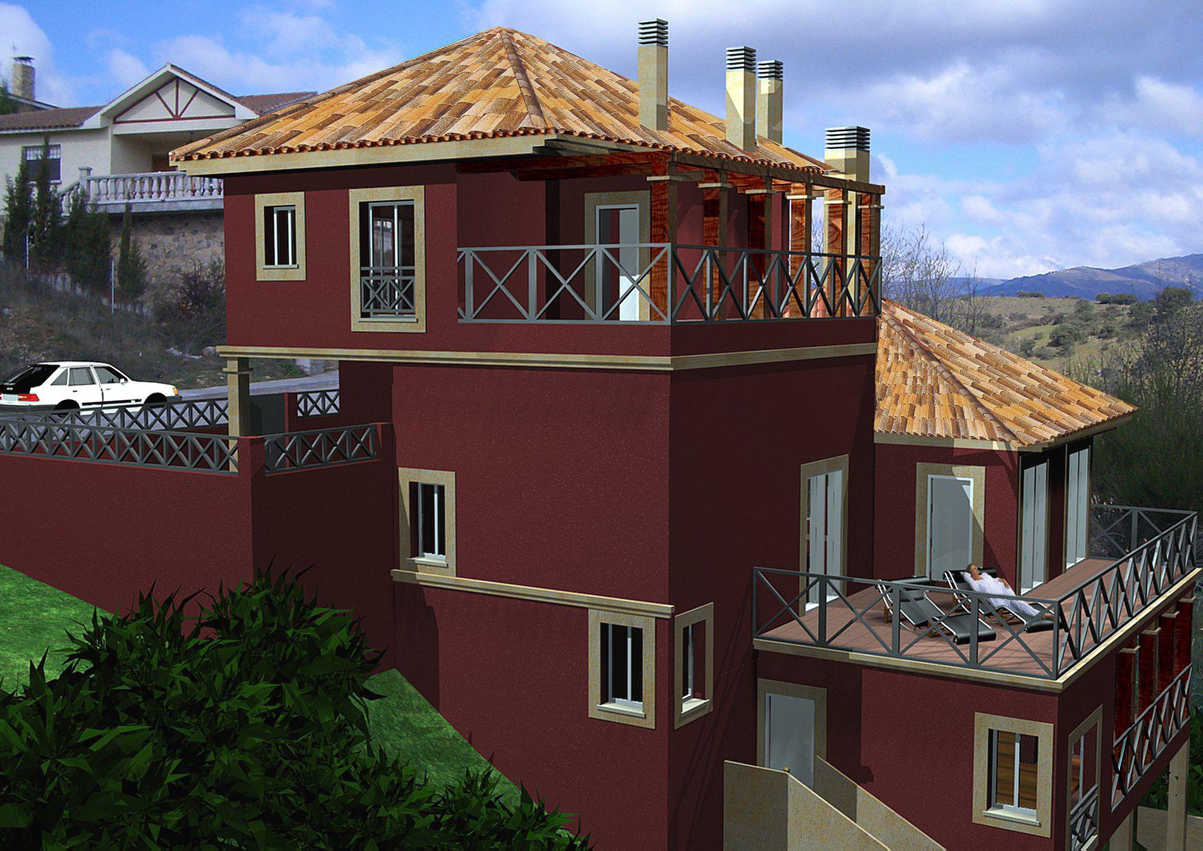 Proyecto en Guadalix de la Sierra