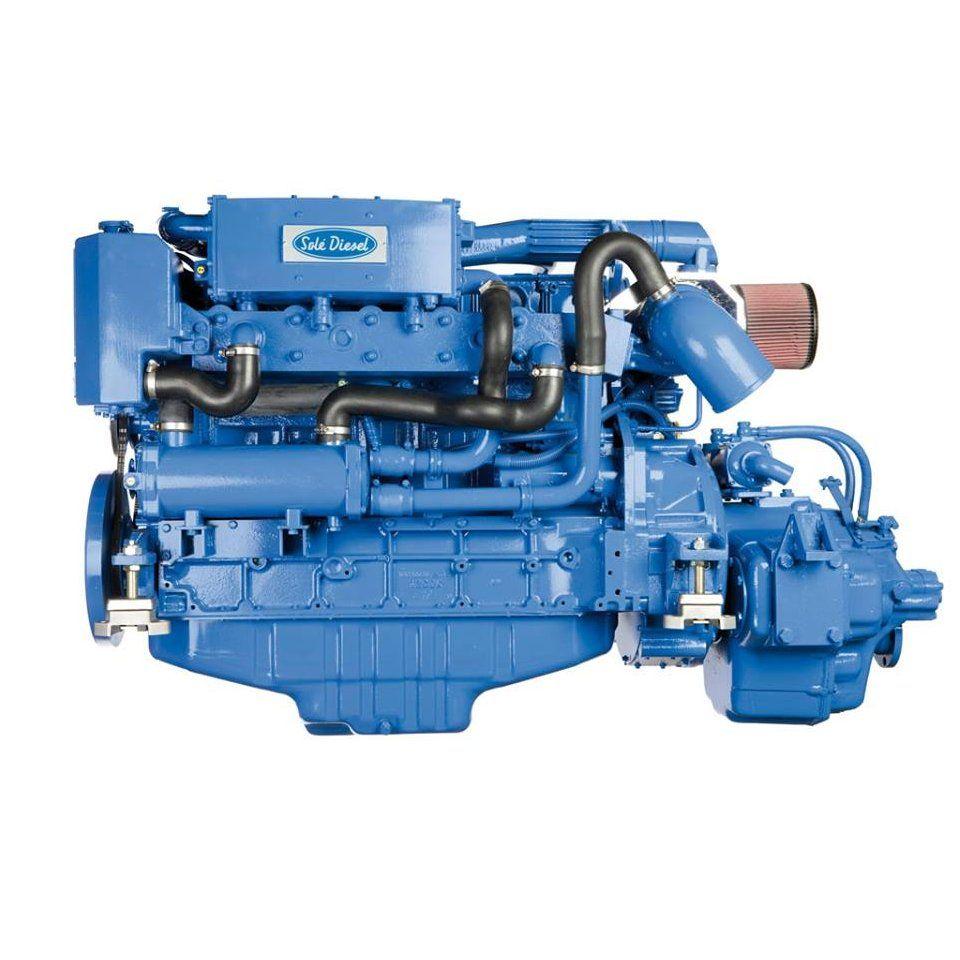 Venta de motores marinos Solé Diésel: Productos y servicios de Pedro Ramos Mantenimiento y Reparación Naval